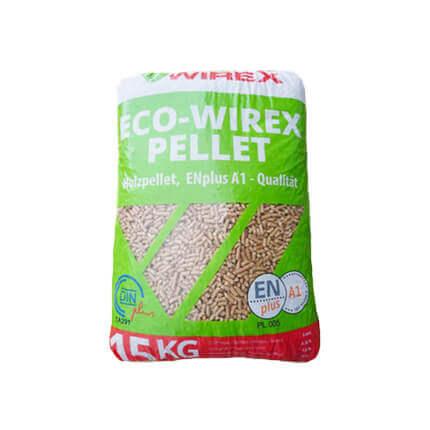 Wysokojakościowy pellet (pelet)